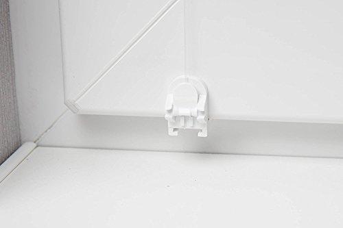 doppelrollo duorollo verschiedene farben und gr en ohne bohren klemmrollo seitenzugrollo gr n. Black Bedroom Furniture Sets. Home Design Ideas